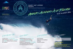 REUNION ISLAND 2016 - Ligue Réunionaise de Surf