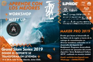 CHILE - ARICA - 2019 July-August